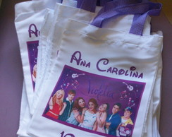 Eco Bag Violetta Disney