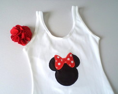 Collant Minnie - 1 a 12 anos
