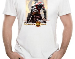 Camiseta masculina Madruga of War