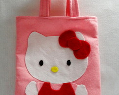 Sacola Tema Hello Kitty