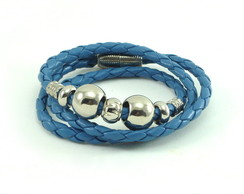 Pulseira Blue Jeans