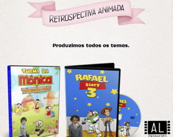 Retrospectiva Animada com 50 fotos