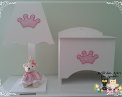 kit de bebe ursa princesa