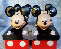 tema: mickey e minnie