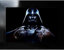 QUADRO DECORATIVO- DARTH VADER
