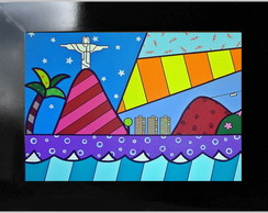 **QUADRO DECORATIVO - POP ART 03