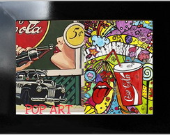**QUADRO DECORATIVO - POP ART 10