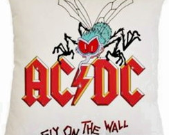* ALMOFADA - AC / DC - THE WALL