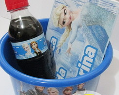 Kit Cinema Personalizado Frozen