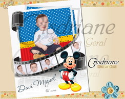 Banner Mickey Fotos