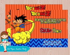 Kit guloseimas digital Dragon ball Z