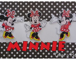 Minnie [kit topper gigante]