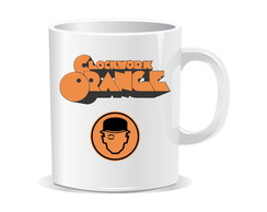 Caneca Clockwork Orange - Filmes