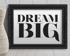 Poster Dream Big
