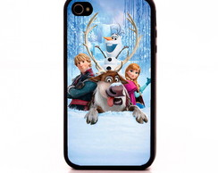 Case Personalizada Iphone 4s - Frozen
