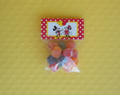 Solapa para doces - Minnie & Mickey*