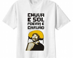 Camiseta Rei do Baião