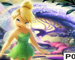 Painel Tinkerbell 2,40x1,45m