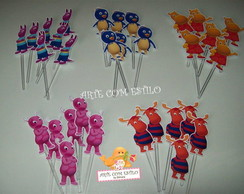 Toppers Backyardigans
