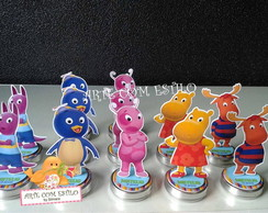 Latinhas Backyardigans - Vertical