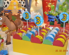 Kit Topper de doces Toy Story