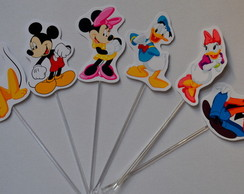 Turma do Mickey | Topper de doces