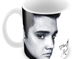 Caneca Elvis Rei do Rock