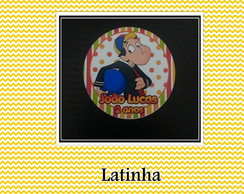 Rótulo latinha mint to be