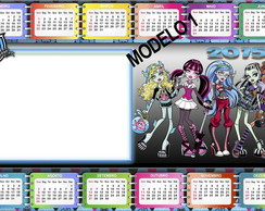 Foto Lembrança Monster-High