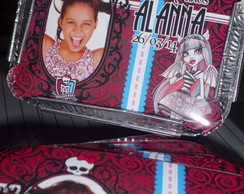 Monster High - Papelaria