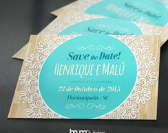 Save the Date Magnético 10x15