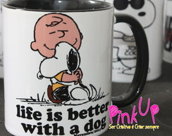 Caneca do Snoopy