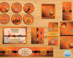 Arte Kit Digital - Basquete