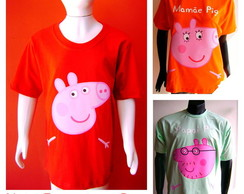 Kit Familia Peppa Pig
