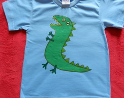 camiseta DINO- brinquedo do george pig
