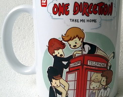 Caneca One Direction