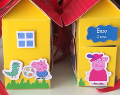 Casinha Personagens Diversos (Peppa)