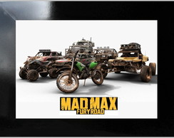 **QUADRO DECORATIVO - MAD MAX