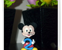 Vela Mickey ou Minnie