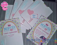 My Little Pony - Papelaria Personalizada