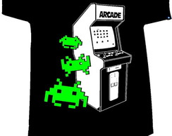Fliprama Space Invaders