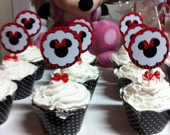 Topper cupcakes