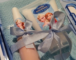 Kit Manicure Frozen