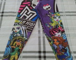 Calça Legging Monster High