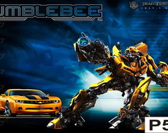Painel Transformers bumblebee