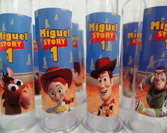 Tubetes personalizados Toy Story