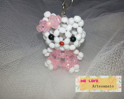 Chaveiro de hello kitty