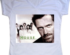 Camiseta House Seriado