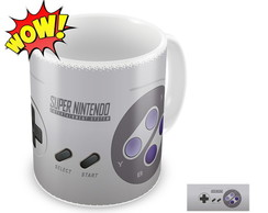 Caneca Super Nintendo - Game