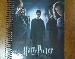 Caderno Harry Potter filme